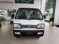 Xe tải nhẹ máy xăng - Thaco Towner 800 - thùng lửng - tải trọng: 990kg - chạy thành phố