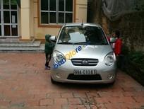 Xe Kia Morning năm sản xuất 2011, màu bạc