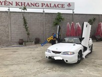 Bán Ford Mustang năm sản xuất 1995, màu trắng, nhập khẩu chính chủ, 395 triệu
