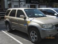 Bán xe Ford Escape Sx 2002, 3.0 V6, máy êm, điều hoà rất mát, xe tên tư nhân, gầm bệ chắc chắn