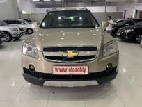 Bán xe Chevrolet Captiva sản xuất 2007, màu vàng, chính chủ