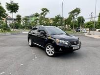 Cần bán Lexus RX 350 năm sản xuất 2009, màu đen, nhập khẩu