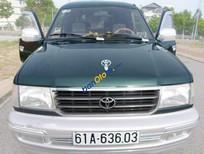 Cần bán gấp Toyota Zace GL sản xuất 2002, xe nhập