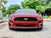 Bán xe Ford Mustang 2.3 Ecoboost năm sản xuất 2015, màu đỏ, nhập khẩu nguyên chiếc