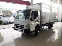 Bán xe Fuso Canter 6.5 xe tải nhật Mitsubishi 3.5 tấn tại Hải Phòng
