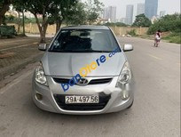Cần bán gấp Hyundai i20 năm sản xuất 2014, màu bạc, nhập khẩu