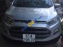Bán ô tô Ford EcoSport năm 2016, màu bạc còn mới