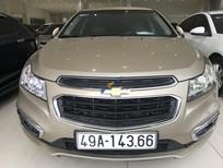 Bán Chevrolet Cruze LTZ năm sản xuất 2016, màu vàng