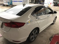 Cần bán xe Honda City 1.5CVT năm 2016, màu trắng số tự động