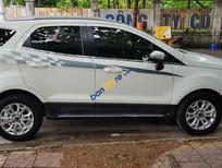 Bán Ford EcoSport Titanium 1.5P AT năm sản xuất 2017, màu trắng xe gia đình