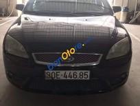 Cần bán xe Ford Focus sản xuất 2010, màu đen, xe nhập chính chủ, giá 257tr