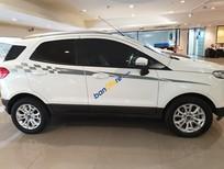 Cần bán gấp Ford EcoSport Titanium năm sản xuất 2017, màu trắng, giá chỉ 515 triệu