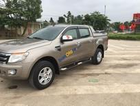 Cần bán xe Ford Ranger năm 2015, màu vàng số sàn