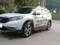 Bán xe Honda CR V 2.4AT năm sản xuất 2015, màu trắng, giá tốt