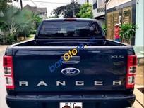 Bán Ford Ranger XLS năm sản xuất 2015, màu xanh lam, nhập khẩu