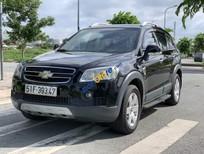 Cần bán gấp Chevrolet Captiva LTZ năm sản xuất 2008, màu đen giá cạnh tranh