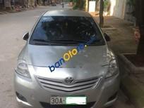 Cần bán lại xe Toyota Vios năm 2009, màu bạc