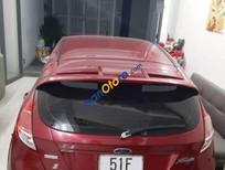 Bán xe Ford Fiesta 1.0 Ecoboost sản xuất năm 2014, màu đỏ giá cạnh tranh