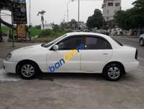 Xe Daewoo Lanos năm 2001, màu trắng