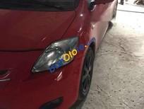 Bán xe Toyota Yaris sản xuất 2008, màu đỏ, nhập khẩu, giá chỉ 320 triệu