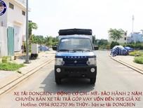 Bán xe tải nhẹ Dongben 870kg giảm giá 10 triệu, mua ngay xe tải Dongben