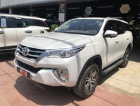 Bán Toyota Fortuner 2.4G đời 2017 nhập Indonesia