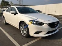 Cần bán xe Mazda 6 2.5 năm 2016, màu trắng