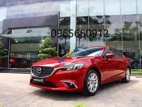 Bán xe Mazda 6 năm sản xuất 2019, màu đỏ
