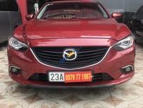 Cần bán xe Mazda 6 2.0AT sản xuất năm 2015, màu đỏ số tự động