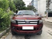 Cần bán gấp Ford Ranger XLS năm sản xuất 2015, màu đỏ, nhập khẩu nguyên chiếc xe gia đình