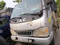 Cần bán lại xe JAC HFC sản xuất 2015, màu bạc, giá tốt