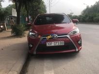 Bán Toyota Yaris G 1.3 AT sản xuất 2014, màu đỏ, nhập khẩu nguyên chiếc số tự động, giá chỉ 499 triệu