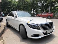 Bán Mercedes S400 năm sản xuất 2014, màu trắng, nhập khẩu
