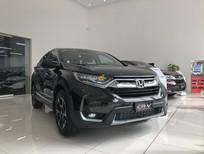 Cần bán xe Honda CR V sản xuất năm 2019, màu đen, nhập khẩu nguyên chiếc giá cạnh tranh