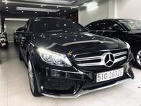 Bán Mercedes C300 năm 2016, màu đen