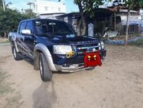 Bán Ford Ranger XLT năm sản xuất 2009, màu đen còn mới giá cạnh tranh