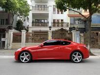 Bán ô tô Hyundai Genesis Coupe sản xuất năm 2009, màu đỏ, nhập khẩu, giá 499tr