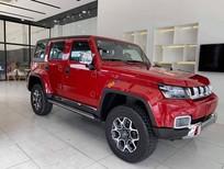 Cần bán BAIC BJ40 năm sản xuất 2019, màu đỏ, nhập khẩu, giá 938tr