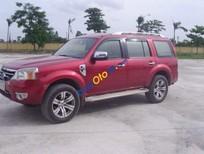 Cần bán gấp Ford Everest năm 2011, màu đỏ giá cạnh tranh
