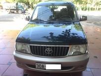 Cần bán xe Toyota Zace GL 2004, màu xanh lục