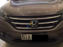 Bán Honda CR V 2.4L năm 2014, màu xám, số tự động