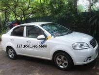Bán Daewoo Gentra 2008, màu trắng đã đi 10.000 km, 165tr