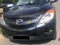 Cần bán Mazda BT 50 3.2 4x4 2015, màu đen