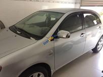Bán Toyota Corolla altis 2008, màu bạc, 1 đời chủ đi đúng 55.000km