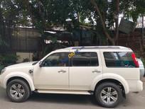 Bán Ford Everest sản xuất 2011, màu trắng