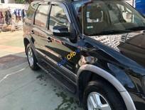 Gia đình bán Ford Escape XLT sản xuất năm 2007, màu đen, biển số Sài gòn