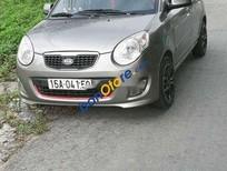 Bán xe Kia Morning sport năm 2012, màu xám, xe cũ, sử dụng cẩn thận nên mọi thứ còn hoạt động tốt