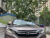 Bán Honda CR V 2.4 AT năm sản xuất 2017, màu xám
