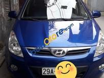 Bán xe cũ Hyundai i20 1.4 AT đời 2010, màu xanh lam
