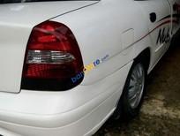 Cần bán xe Daewoo Nubira sản xuất năm 2001, màu trắng, nhập khẩu nguyên chiếc chính chủ, 87 triệu